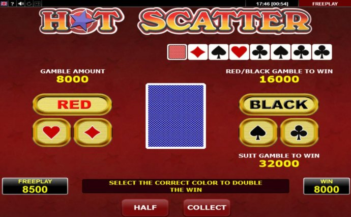 Hot Scatter by No Deposit Casino Guide