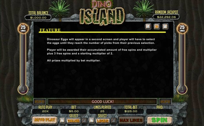 Images of Dino Island