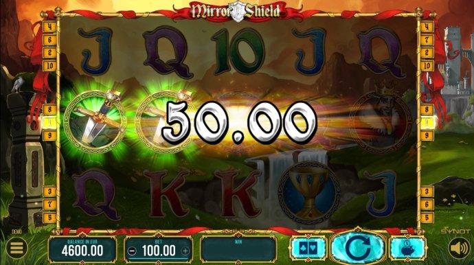 No Deposit Casino Guide image of Mirror Shield