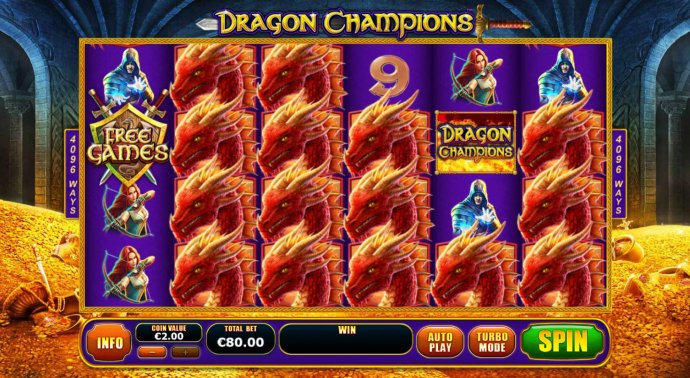 No Deposit Casino Guide image of Dragon Champions