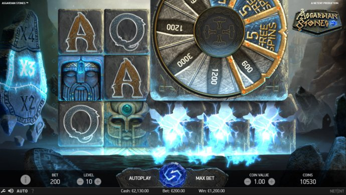 No Deposit Casino Guide image of Asgardian Stones