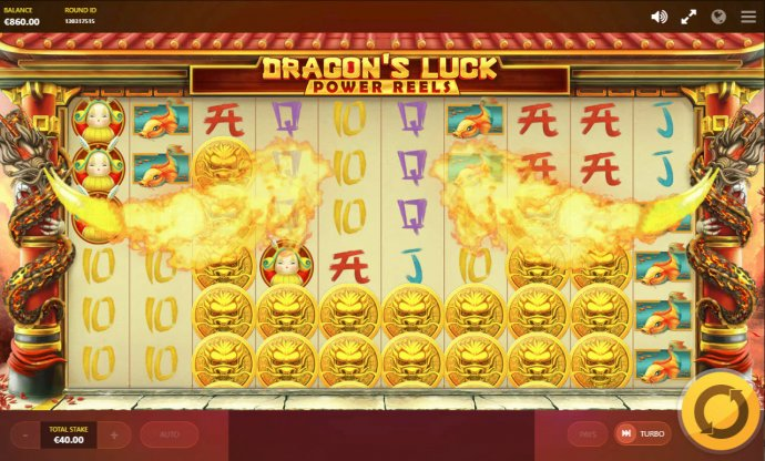 Dragon's Luck Power Reels by No Deposit Casino Guide
