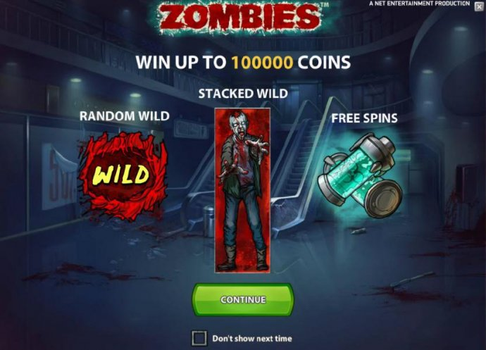 Zombies by No Deposit Casino Guide