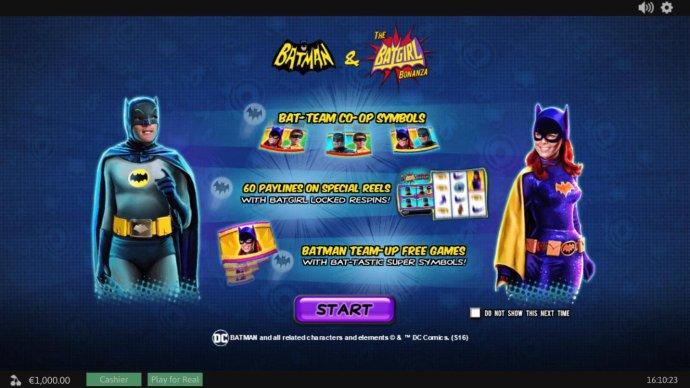 Images of Batman and The Batgirl Bonanza