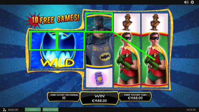 No Deposit Casino Guide image of Batman and The Batgirl Bonanza