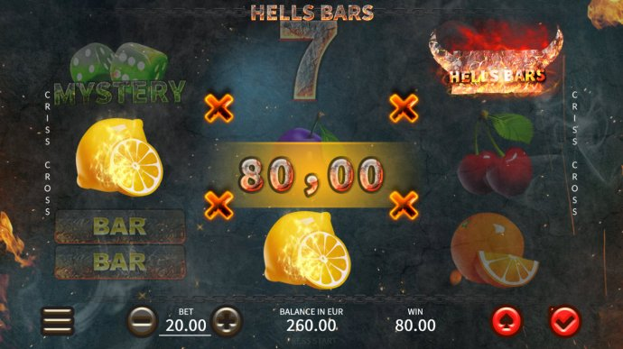 Hells Bars screenshot