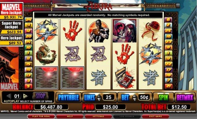 No Deposit Casino Guide image of Elektra