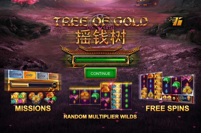 Tree of Gold by No Deposit Casino Guide