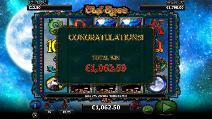 No Deposit Casino Guide - The free games feature pays out a total of $1,062 for a super big win!