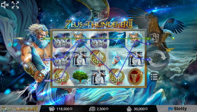 Images of Zeus the Thunderer II