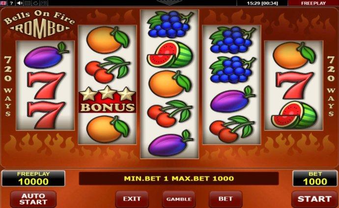 Bells on Fire Rombo screenshot