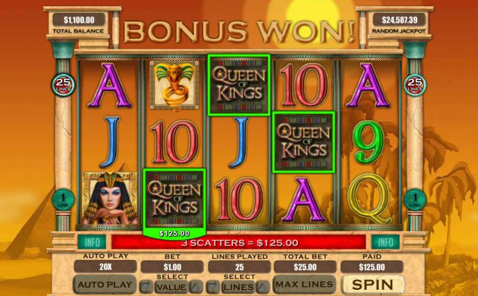 Queen of Kings by No Deposit Casino Guide