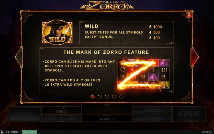 Images of The Mask of Zorro