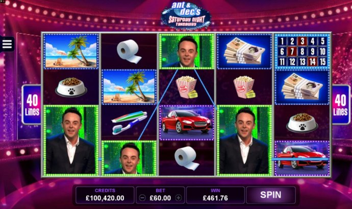 No Deposit Casino Guide - A 480.00 jackpot win triggered by multiple winning combinations.