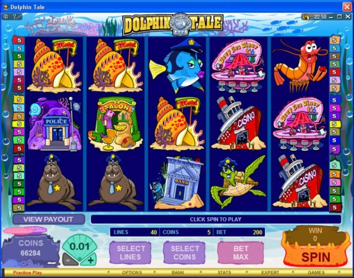 No Deposit Casino Guide image of Dolphin Tale