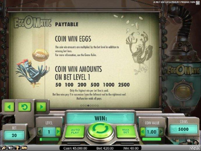 EggOMatic screenshot