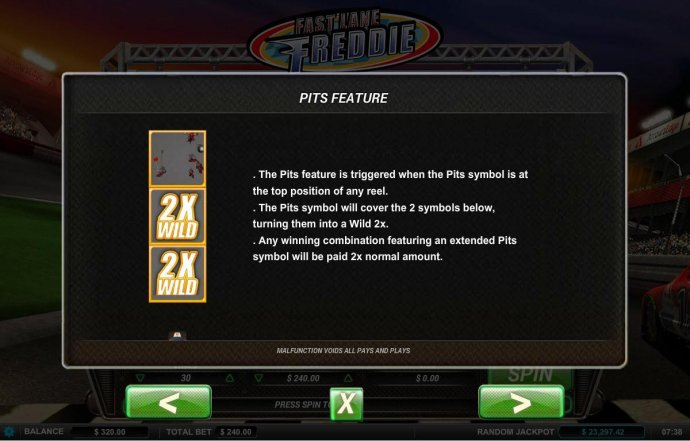 Fast Lane Freddie screenshot