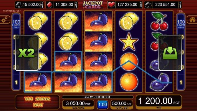 100 Super Hot by No Deposit Casino Guide