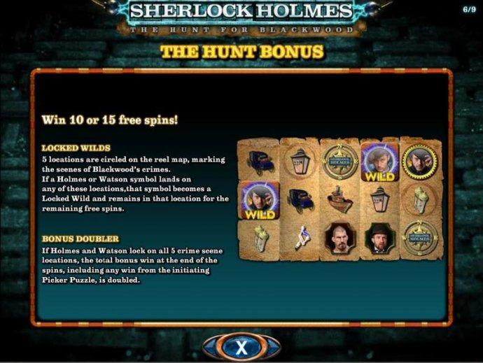 Images of Sherlock Holmes The Hunt for Blackwood