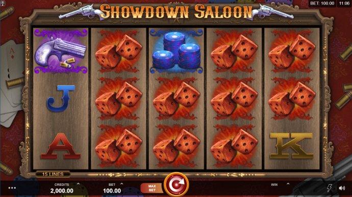 Showdown Saloon screenshot