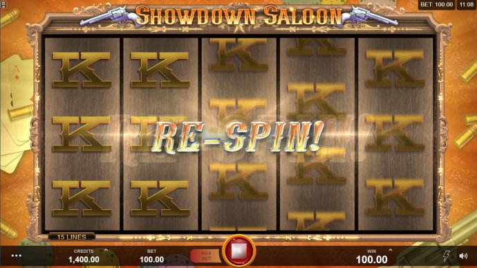 Showdown Saloon by No Deposit Casino Guide