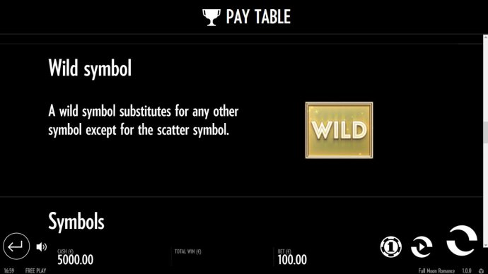 No Deposit Casino Guide - Wild Symbol Rules