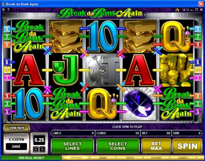 Break da Bank Again by No Deposit Casino Guide