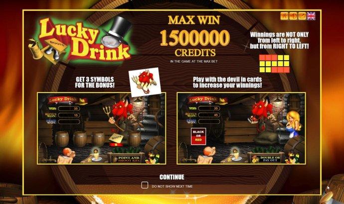 Lucky Drink screenshot
