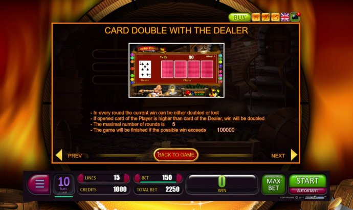 Lucky Drink by No Deposit Casino Guide