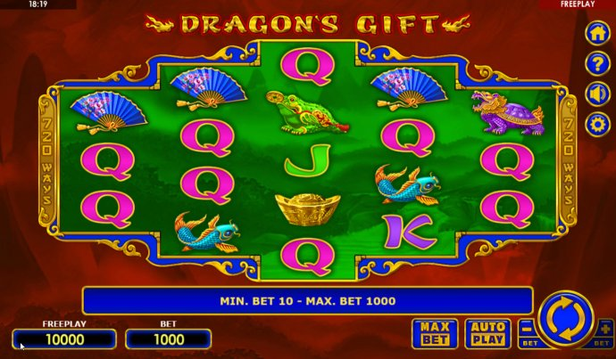 Images of Dragon's Gift