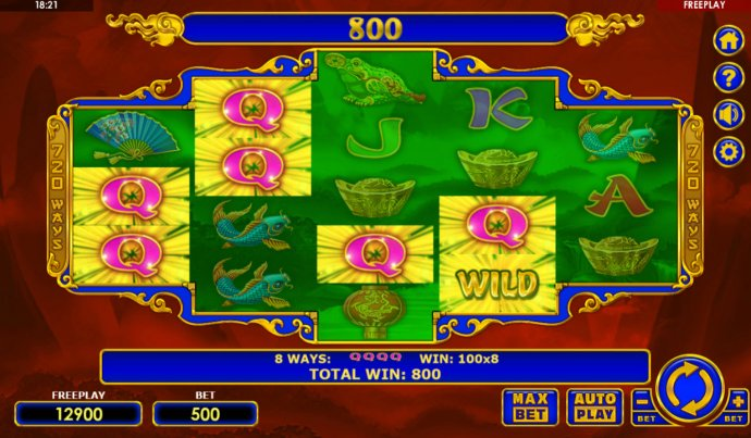 Dragon's Gift by No Deposit Casino Guide