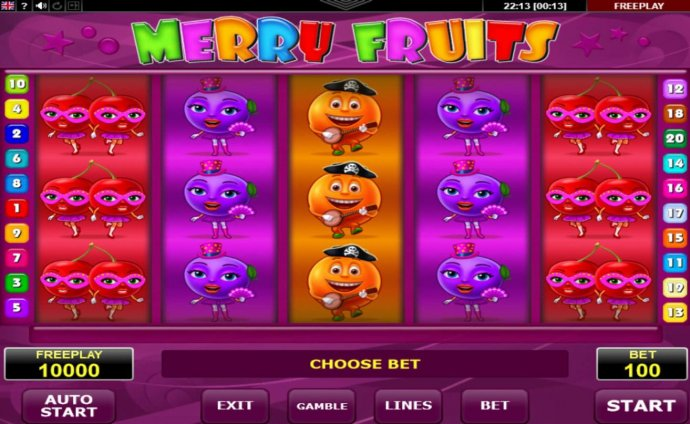 Images of Merry Fruits