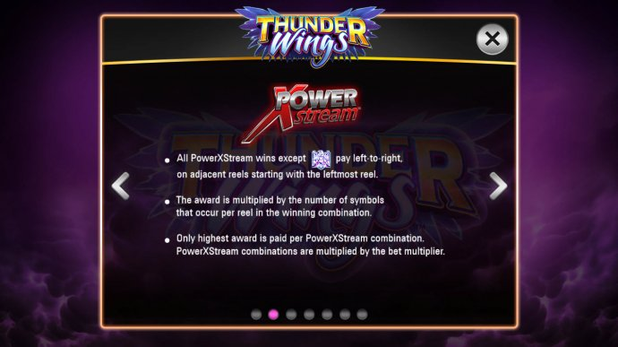 Thunder Wings screenshot