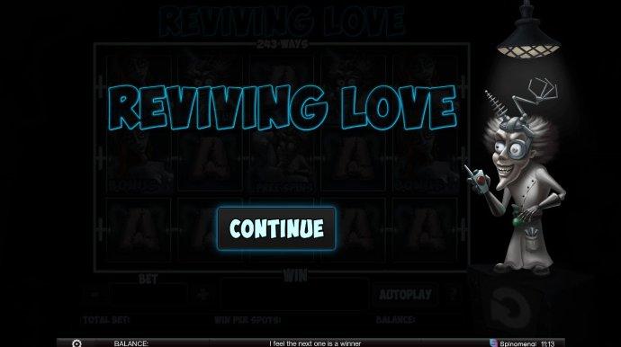 Reviving Love screenshot