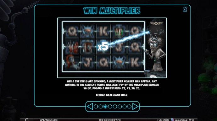 Win Multiplier by No Deposit Casino Guide
