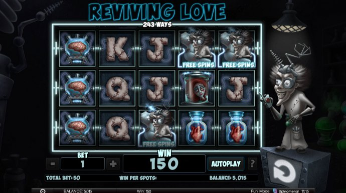 Images of Reviving Love
