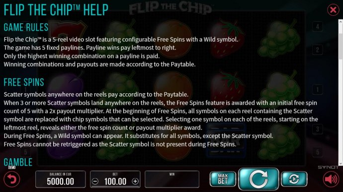 Flip the Chip screenshot