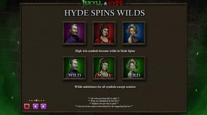 Jekyll & Hyde by No Deposit Casino Guide