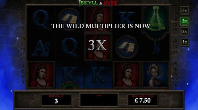 Jekyll & Hyde screenshot