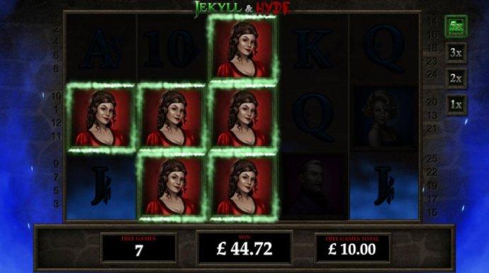 No Deposit Casino Guide image of Jekyll & Hyde