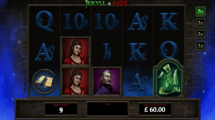 No Deposit Casino Guide - Free spins feature ends when you land a broken potion bottle on the 5th reel.