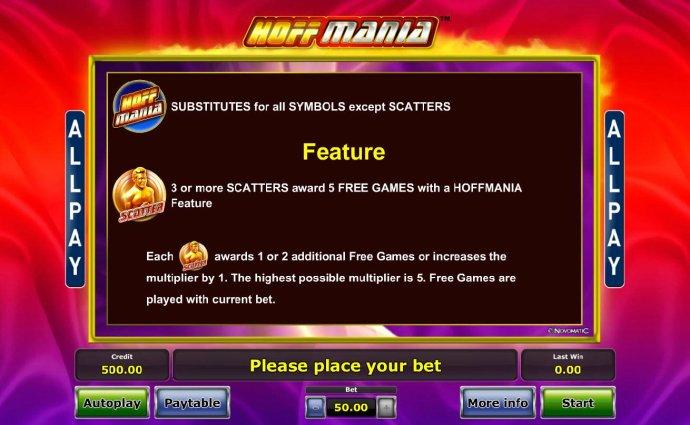 Hoffmania screenshot