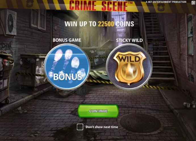 win up to 22500 coins, bonus game and sticky wilds - No Deposit Casino Guide