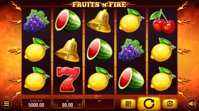No Deposit Casino Guide image of Fruits n Fire