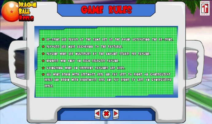 Dragon Ball Reels screenshot