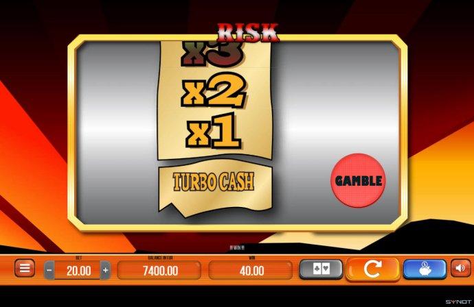 Gamble Feature Game Board - No Deposit Casino Guide