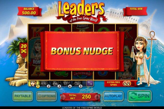 Bonus Nudge - No Deposit Casino Guide