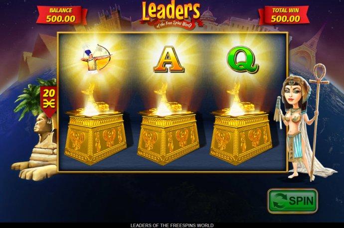 Random symbols selected for free spins - No Deposit Casino Guide