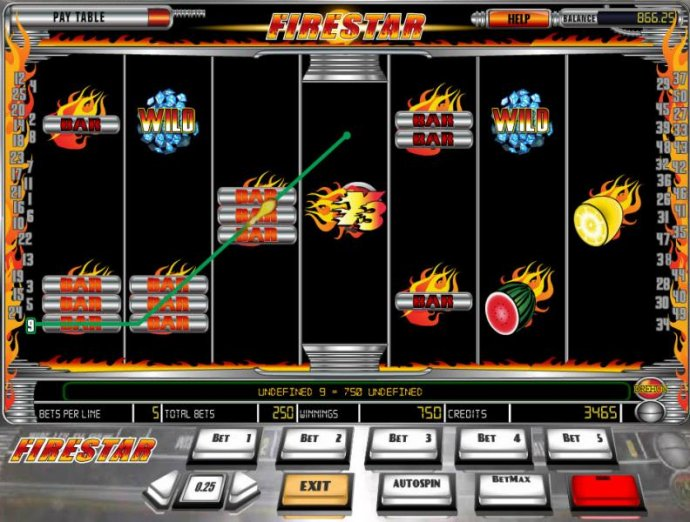 No Deposit Casino Guide image of Firestar