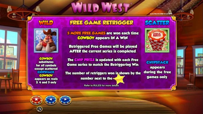 Wild West by No Deposit Casino Guide